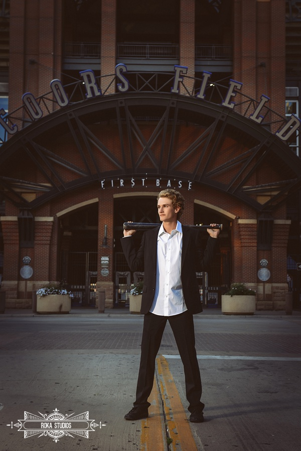 Denver senior portraits-boy