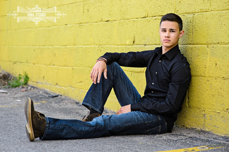 Male senior pictures