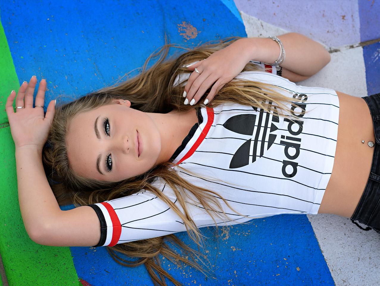 Shaena|Senior model Influencer team