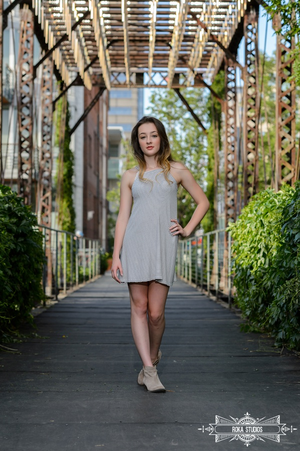 Denver senior photography