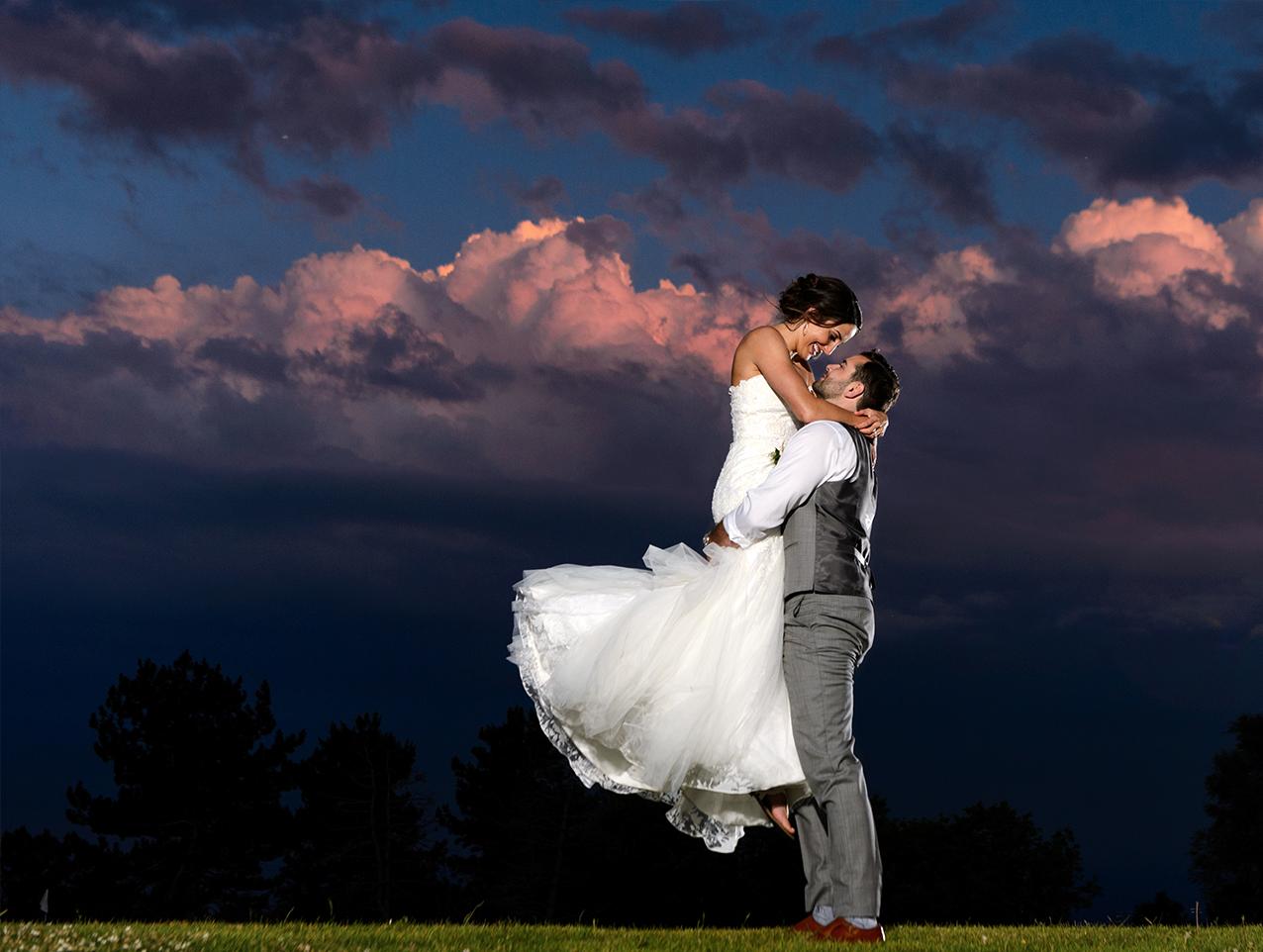 Kathryn & Larry Wedding